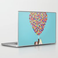 pixar Laptop & iPad Skins featuring Up by LOVEMI DESIGN