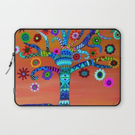 MHURI TREE OF LIFE Laptop Sleeve