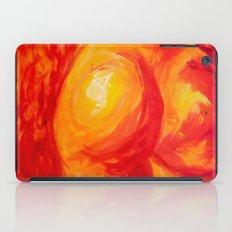 Abstract body iPad Case
