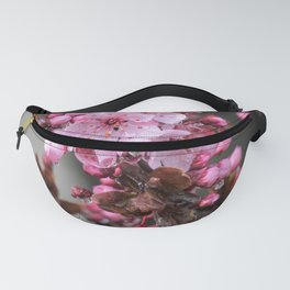 Rainy Day Plum Blossoms (3) Fanny Pack