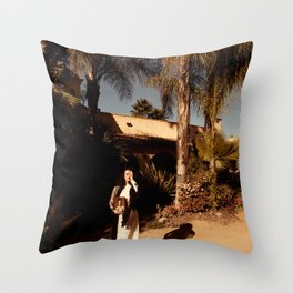 I Sing The Body Electric Throw Pillow
