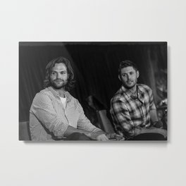 Jared and Jensen | DC con 2014 Metal Print