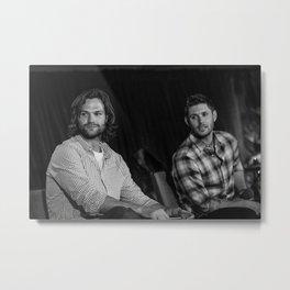 Jared and Jensen | DC con 2014 Metal Print