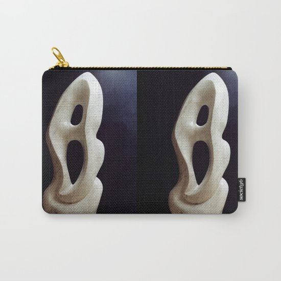 Metaphysical shape by Shimon Drory Carry-All Pouch