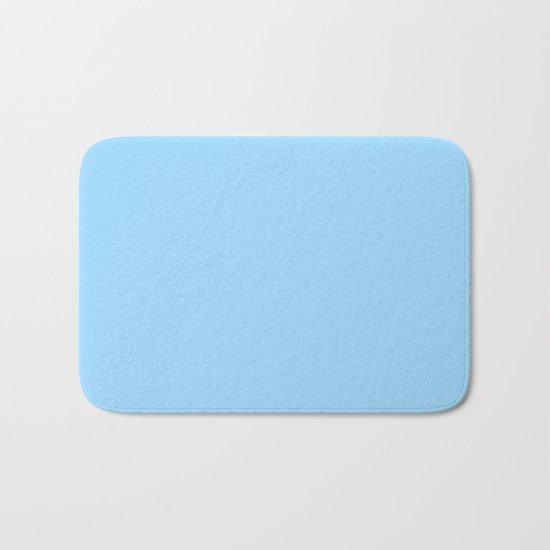 Simply Blue Raspberry Bath Mat