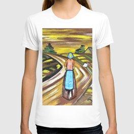 Josef Capek - Walking woman - Digital Remastered Edition T-shirt