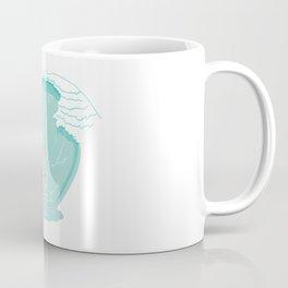 Fuck wave Coffee Mug