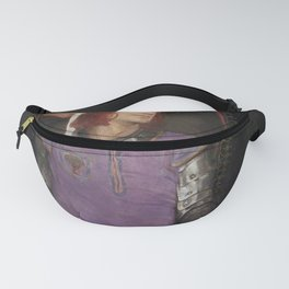 Eleanor Fortescue-Brickdale - Time the Physician Fanny Pack