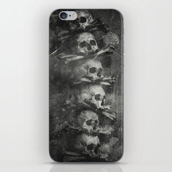Once Were Warriors III. iPhone & iPod Skin