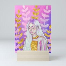 Pink dream Mini Art Print