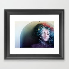 Free Fall Framed Art Print