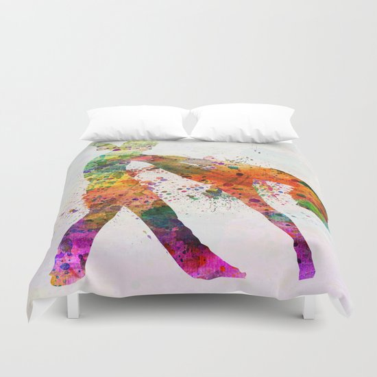 dancing queen 3 Duvet Cover