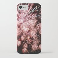 fireworks iPhone & iPod Cases featuring Fireworks by For the easily distracted...