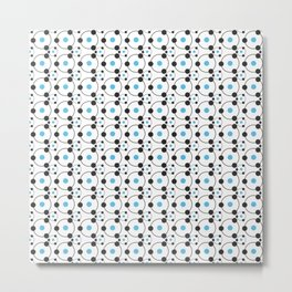 ion ion - Crypto Fashion Art (Small) Metal Print