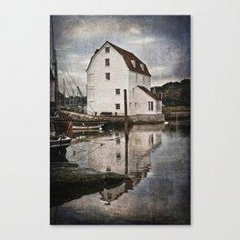 Woodbridge Tide Mill Canvas Print