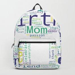 Happy birthday mom! Backpack