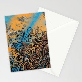 maze Stationery Cards