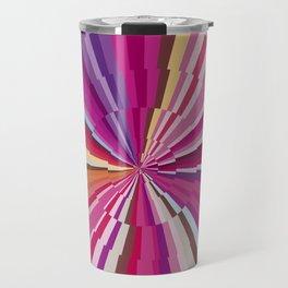 Geometric art: Armitage Travel Mug