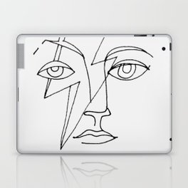 Bowie Picasso Laptop & iPad Skin