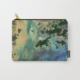 Hong Kong & Macao Carry-All Pouch