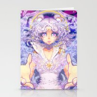 barachan Stationery Cards featuring tantibus by barachan