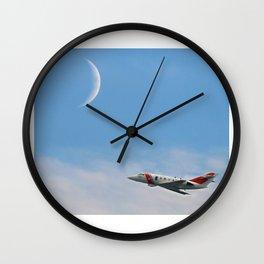 Coast Guard Photography Art Wall Clock
