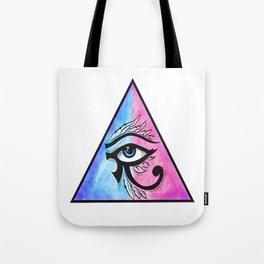 Eye of Rah Tote Bag