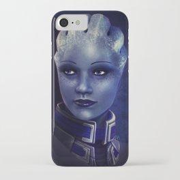 Mass Effect: Liara T'soni iPhone Case