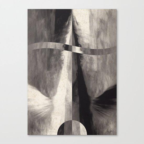 One Way 0117 Canvas Print