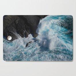 Shetland Sea I Cutting Board
