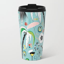 Aloha (Mid century) Travel Mug
