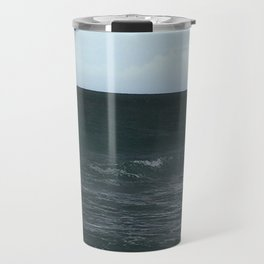 The Edge of the Weather Travel Mug