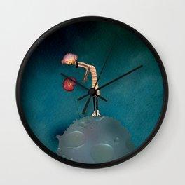 Water Mater Wall Clock