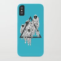 lee pace iPhone & iPod Cases featuring Pace Man by Pame Pinto Rojas