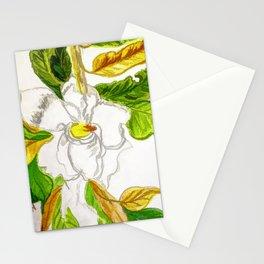 The Vivian Magnolia Blossom Stationery Cards