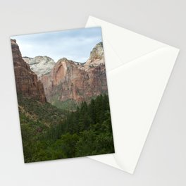 Let's Never Part - Zion Valley Utah Stationery Cards
