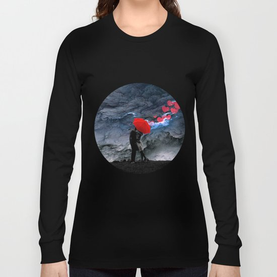 Love Valentine's Day Long Sleeve T-shirt