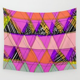Triangle  Wall Tapestry