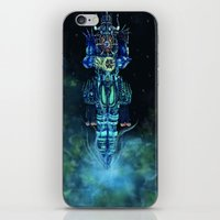 architect iPhone & iPod Skins featuring Architect 1  by HourglassAxis