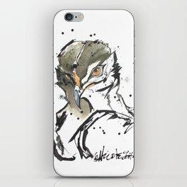 Wyoming Raptor iPhone Skin