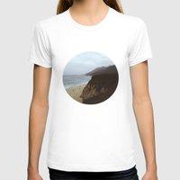 big sur T-shirts featuring Big Sur by mzsphoto