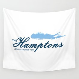 The Hamptons - Long Island. Wall Tapestry