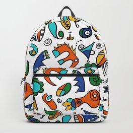 Mini amusons nous Backpack