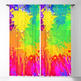 Trust Me, I'm An Artist ! Blackout Curtain