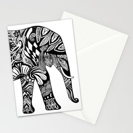 Elephant in the Room Stationery Cards