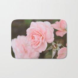 Vintage Rose Bath Mat