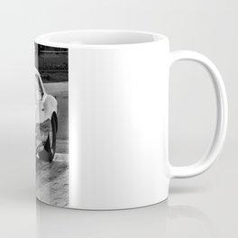 Black and White Chevy Camaro SS Coffee Mug