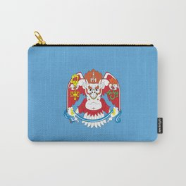 Flag of Ulaanbaatar or Ulan Bator, Mongolia Carry-All Pouch