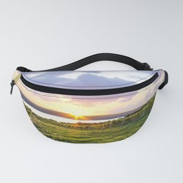 Seneca Lake Vineyard Fanny Pack