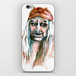 Kids and Strangers, beware iPhone Skin